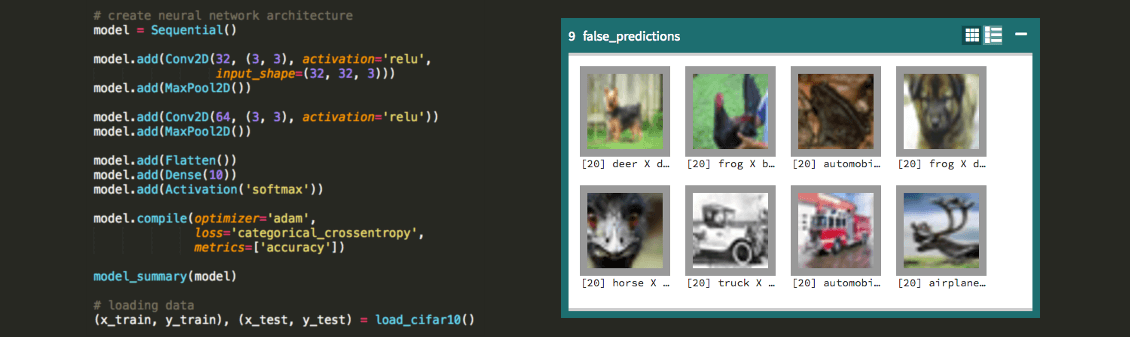 Starting deep learning hands-on: image classification on CIFAR-10