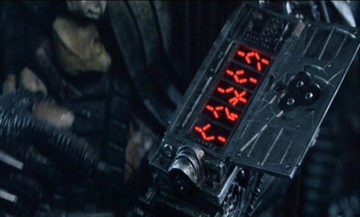 Predator's wrist computer